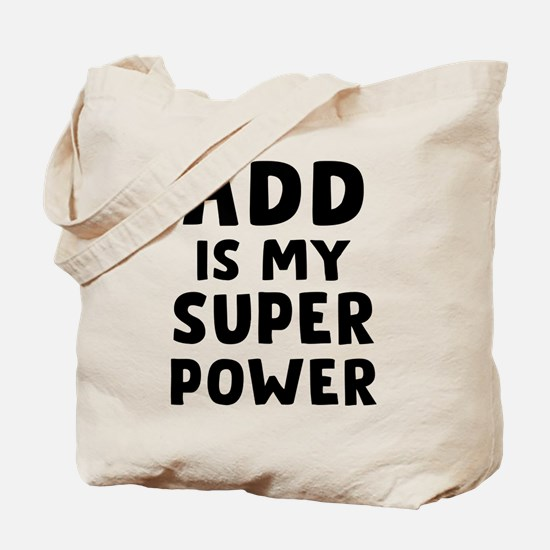 ADD SuperPower Tote Bag