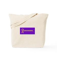 Neuroblastoma Awareness Tote Bag