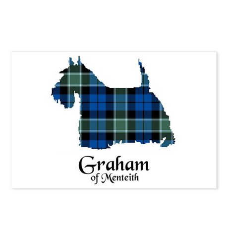 Terrier - Graham of Menteith Postcards (Package of