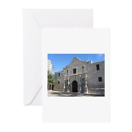 Alamo Greeting Cards (Pk of 20)