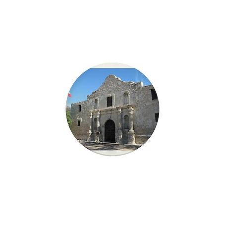 Alamo Mini Button (10 pack)