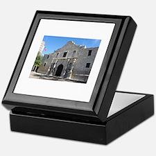 Alamo Keepsake Box