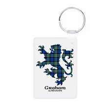 Lion - Graham of Menteith Keychains