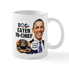 Dog-Eater in Chief Mug