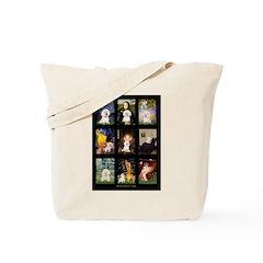 Bichon Masterpieces (A) Tote Bag