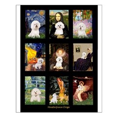 Bichon Masterpieces (A) Posters