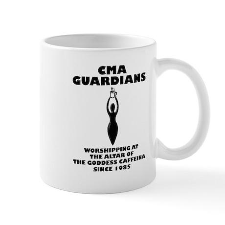 Guardians Mug