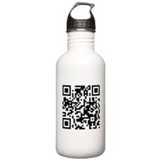 QR Water Bottle