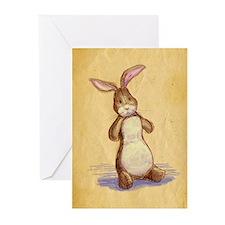 Velvet-Rabbit 8 Greeting Cards (Pk of 20)
