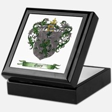 Gary Shield of Arms Keepsake Box