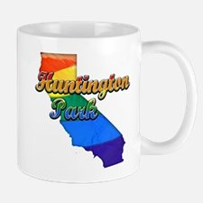Huntington Park, California. Gay Pride Mug