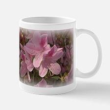 rhododendron pink Mug