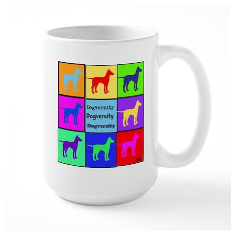 WMM DOGVERSITY Large Mug