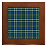 Tartan - Graham of Montrose Framed Tile