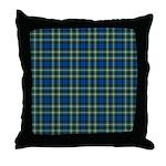 Tartan - Graham of Montrose Throw Pillow