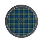 Tartan - Graham of Montrose Wall Clock