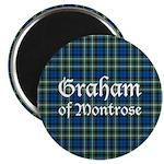 Tartan - Graham of Montrose Magnet
