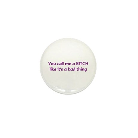 Bad Thing Mini Button (10 pack)