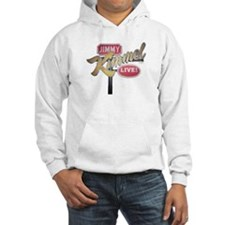 Jimmy Kimmel Sign Hooded Sweatshirt