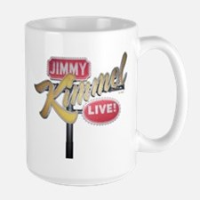 Jimmy Kimmel Sign Mug