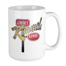 Jimmy Kimmel Sign Mug