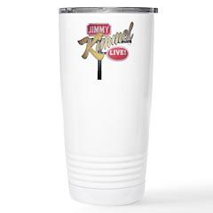 Jimmy Kimmel Sign Travel Mug