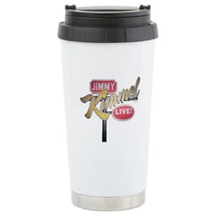 Jimmy Kimmel Sign Travel Mug