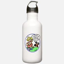 Cheese Pills Water Bottle