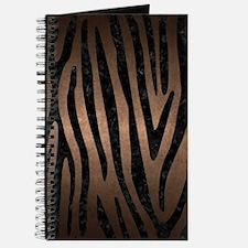 SKIN4 BLACK MARBLE & BRONZE METAL Journal