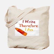 Writer in You Tote Bag