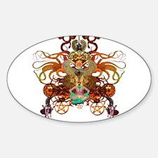 Elder Gods Sticker (Oval)
