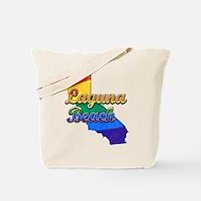 Laguna Beach, California. Gay Pride Tote Bag