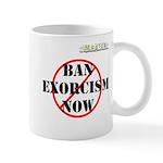 Ban Exorcism Now Mug
