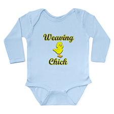 Weaver Chick Long Sleeve Infant Bodysuit