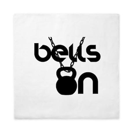 Bells On 2 Queen Duvet