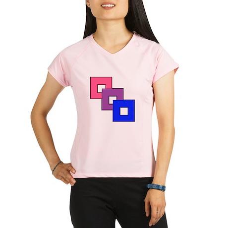Bisexual Pride Performance Dry T-Shirt