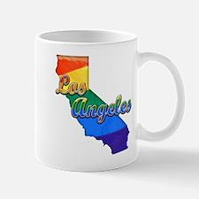 Los Angeles, California. Gay Pride Mug