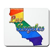 Los Angeles, California. Gay Pride Mousepad