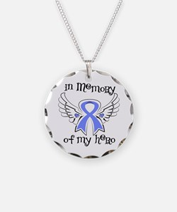 Memory Esophageal Cancer Necklace