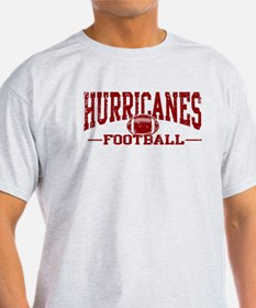 Hurricanes Football T-Shirt