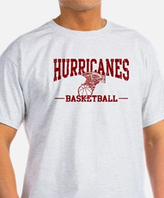 Hurricanes Basketball T-Shirt