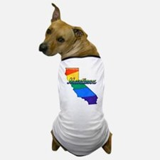 Martinez, California. Gay Pride Dog T-Shirt