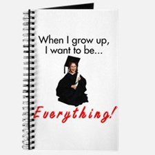 When I Grow Up I Want to Be.. Journal