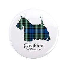 "Terrier - Graham of Montrose 3.5"" Button"