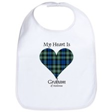 Heart - Graham of Montrose Bib