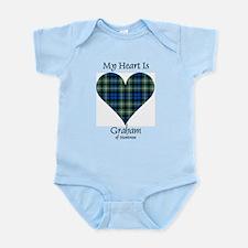 Heart - Graham of Montrose Infant Bodysuit