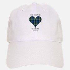Heart - Graham of Montrose Baseball Baseball Cap