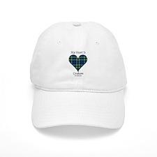 Heart - Graham of Montrose Baseball Cap