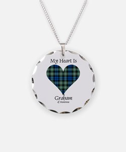 Heart - Graham of Montrose Necklace Circle Charm