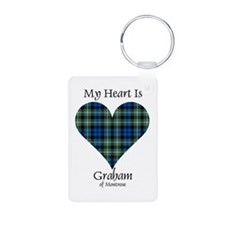 Heart - Graham of Montrose Keychains